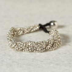Terrain Braided Beads Bracelet  #shopterrain