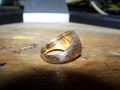 Found and returned. Gold ring