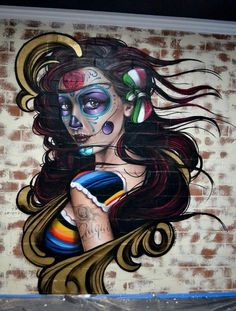 Mural by ArtByDestroy • Perth, Australia