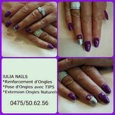 JULIA NAILS  pour CHANEL ......