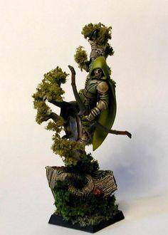 Wood Elves - Glade Guard