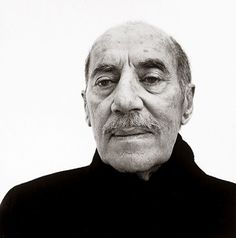 Groucho Marx, by Richard Avedon.  Last words: Die, my dear? Why that's the last thing I'll do!