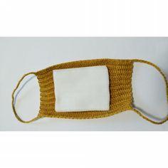 無料編み方 「かぎ針編みのマスク」   編み物屋さん[ゆとまゆ] Crochet Mask, Knit Crochet, Knitting Patterns, Crochet Patterns, Crochet Ideas, Craft Items, Crochet Projects, Crochet Bikini, Diy Crafts
