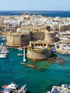 Salento peninsula - Apulia, Italy