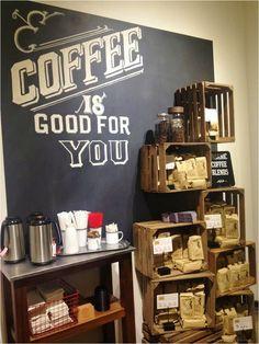 55 Awesome Small Coffee Shop Interior Design 39
