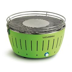 top3 by design - LotusGrill - lotus bbq grill XL green