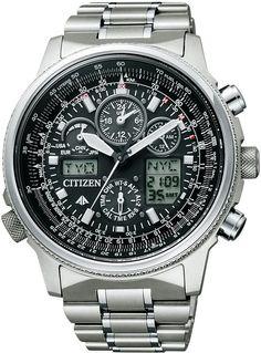 Amazon.co.jp: [シチズン]CITIZEN 腕時計 PROMASTER プロマスター Eco-Drive エコ・ドライブ 電波時計 クロノグラフ PMV65-2271 メンズ: 腕時計通販