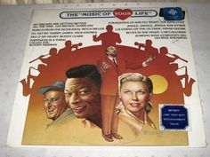 Various - The  Music of my Life , Lp mint ss still sealed never played