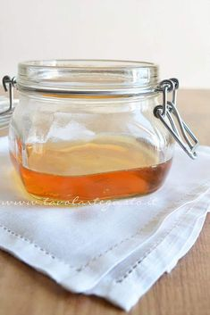 Bagna alla FRAGOLA per Pan di Spagna e dolci - Alcolica o Analcolica