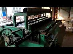 Multifunctional crimped wire mesh machine Machine Video, Crimping, Wire Mesh, Multifunctional, Wire Trellis