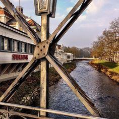 Casinobrücke Bad Neuenahr #ahrtalwandern