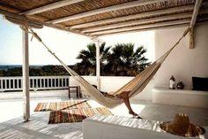 San Giorgio Mykonos Hotel in Mykonos, Greece is a luxury design hotel. San Giorgio Mykonos Hotel, between Paradise & Paraga Beach, offers stylish rooms. Mykonos Hotels, Mykonos Greece, Mykonos Island, Design Hotel, House Design, Outdoor Spaces, Outdoor Living, Outdoor Decor, San Giorgio Mykonos
