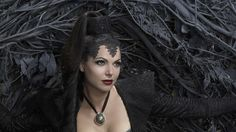Lana Parrilla as the Evil Queen in Once Upon a Time (2011)