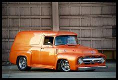 1956 Ford Truck, 1956 Ford F100, Old Ford Trucks, Pickup Trucks, Hot Rod Trucks, Cool Trucks, Small Trucks, Classic Ford Trucks, Classic Cars
