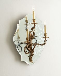 Canton+Three-Light+Sconce+at+Neiman+Marcus.