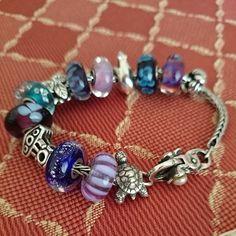 Tartaruga e scorpione!! #gift #regalo #boyfriend #anniversario #trollbeads #beads #rapisardi #giornatatrollbeads #love #cosebelle