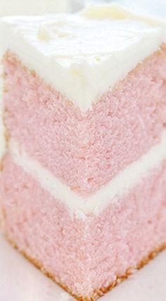 Valentine's Day ~ One Bowl Pink Velvet Cake