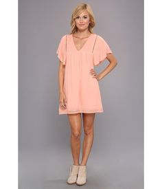 Keep your chic style going all summer long in this Volcom® Last Call Dress.. Relaxed fit gently dr...
