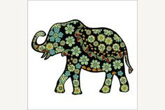 elephant. by frescomovie on @creativemarket