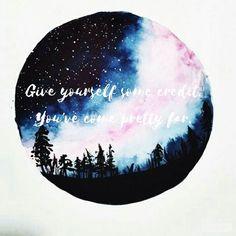 art, blue, galaxy, night, paint - Ile - Space Everything Galaxy Painting, Galaxy Art, Watercolor Galaxy, Watercolor Tattoo, Painting Inspiration, Art Inspo, Record Art, Wow Art, Painting & Drawing