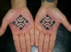 swastika tattoo :)
