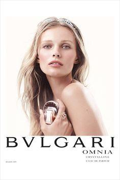 Bvlgari Omnia Crystalline, Nasa, Perfume Adverts, Edita Vilkeviciute,  Beauty Ad, Campaign c2c54ddb22