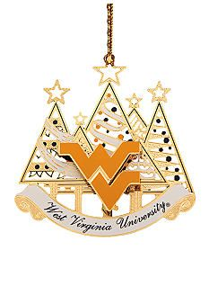 WVU ornament I got this year