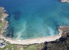 Playa Espasante. Ortigueira. A Coruña