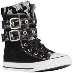 5df17778f8b2 Converse All Star Glendale - Girls  Grade School - Black   White