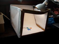 Light Box Tutorial