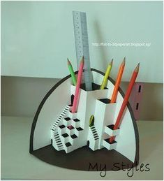 New origami architecture kirigami paper art ideas Origami Design, Instruções Origami, Origami And Kirigami, Useful Origami, Oragami, 3d Paper Art, Origami Paper Art, Paper Artist, Paper Crafting