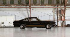 """1966 Shelby GT 350-H """"Hertz"""" fastback"""