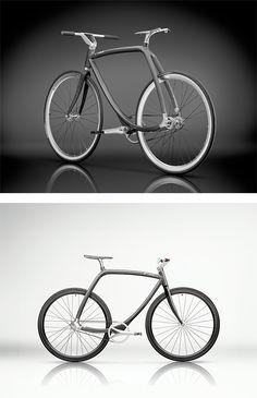 Rizoma 77|011 Metropolitan Bike by Dirk Bikkembergs | Inspiration Grid | Design Inspiration
