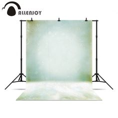 Allenjoy photographic background Snowflake Winter Wonderland vintage bokeh background vinyl for a photo shoot new Year