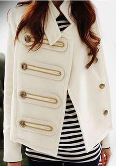 perfect winter/fall jacket Beautiful Outfits, Cute Outfits, Jacket Images, Classic Wardrobe, Stylish Jackets, Jackets For Women, Clothes For Women, I Love Fashion, Women's Fashion
