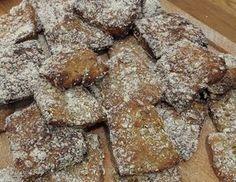 Gluteenittomat mysli-kaurapalat - Myllärin French Toast, Breakfast, Desserts, Food, Morning Coffee, Tailgate Desserts, Deserts, Essen, Postres