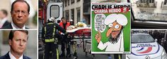 Blog Francisco Carlos Pardini: Terrorismo na França: 12 mortos em ataque a jornal...
