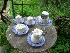 Cakes by Shelley Weinreb  shelleyweinreb.com