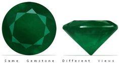 4.10 Carat Pear Cut Loose Emerald Gemstone