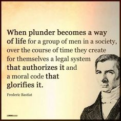 Plunder has become a way of life for the 1%-The new Tax Code glorifies it.