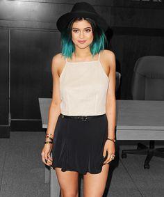 Did Kylie Jenner Kick Off Summer's Most Flattering Trend? #refinery29  http://www.refinery29.com/2014/06/69558/kylie-jenner-bib-tank