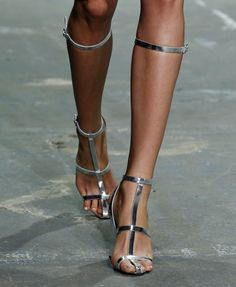 Alexander Wang...just the shoes, not the feet in them.