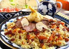 Uzbek Plov: The symbol of Uzbek food