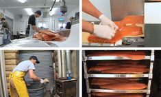 Video: Making Cold Smoked Salmon at Samaki Smokehouse in Port Jervis, New York