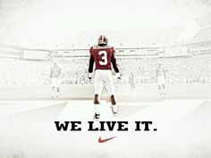 At Alabama, we live it