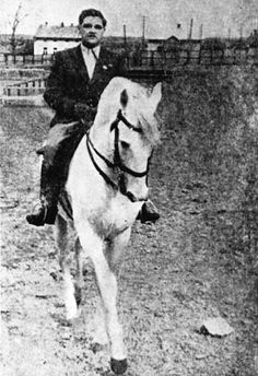 Felix Landau was a SS Hauptscharführer, a member of an Einsatzkommando during…