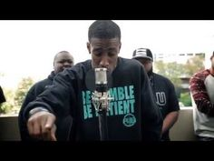 TeamBackpack | HaLo, GQ, NIKO IS, B-Hoody, K'Valentine | Prod. Clyde Strokes | Live at A3C 2014 - YouTube
