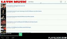 Latin Music & Radio  Android App - playslack.com , This year's most popular Latin music and radio. Get your feet moving to the beat of Latino music. It is a very small app in size, but loaded with features. Videos are updated automatically every time the app is opened. Page loading is fast. Runs well on all smart phones or tablets phones.Listen to radio stations we will add more as they become availableFeatures:• Support Full-HD streaming• Light-weight and non-cached in phone storage• No…