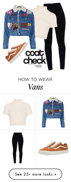 """Statements Made"" by adesupergirl on Polyvore featuring Staud, GCDS, Vans and statementcoats"