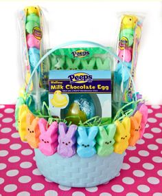 Celebrate Spring with PEEPS: New 2014 PEEPS Products + Fun Easter Art Projects, Recipes and a PEEPS Treats Giveaway!
